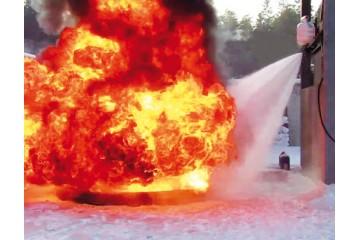 Автоматичні установки порошкового пожежогасіння