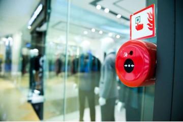 Нужна ли пожарная сигнализация в магазине?