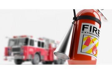Навчання пожежної безпеки цивільного захисту