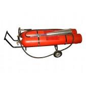 Углекислотные огнетушители - Огнетушитель ВВК 56 (ОУ 80)