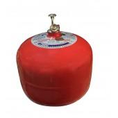 Модули автоматического порошкового пожаротушения - Модуль порошкового пожаротушения СМЕРЧ-6