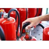 Перезарядка огнетушителей - Замена углекислоты