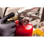 Перезарядка огнетушителей - Замена головки в сборе (ЗПУ)