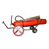 Перезарядка огнетушителей - Техническое обслуживание ОУ-40(ВВК-28)