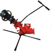 Стволы лафетные универсальные - Ствол пожарный лафетный комбинированный переносной универсальный ЛС-П20(15, 25)у