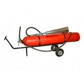Углекислотные огнетушители - Огнетушитель ВВК 28 (ОУ 40)