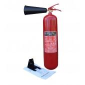 Углекислотные огнетушители - Огнетушитель ВВК-5 (ОУ 7)