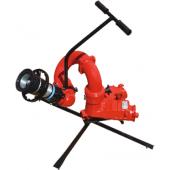 Стволы лафетные универсальные - Ствол пожарный лафетный комбинированый универсальный ЛС-П40(20, 30)у