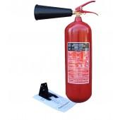 Углекислотные огнетушители - Огнетушитель ВВК-3,5 (OУ-5)
