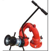 Стволы лафетные универсальные - Ствол пожарный лафетный комбинированый универсальный ЛС-С60(40, 50)у