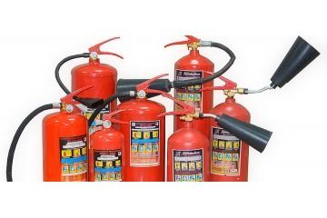 Срок годности огнетушителей